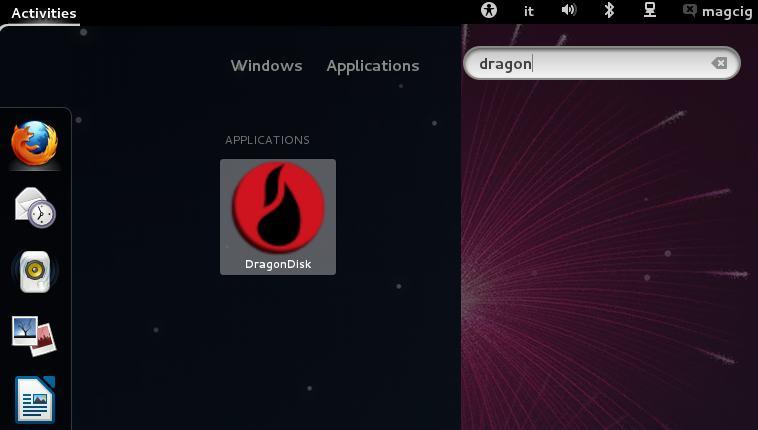 Install Amazon S3 Client Dragondisk 3