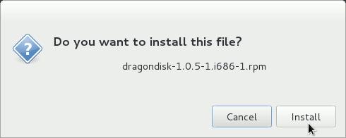 Install Amazon S3 Client Dragondisk Start
