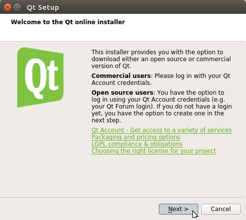 How to Install QT5 and Qt Creator on PCLinuxOS - welcome