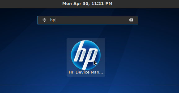 How to Install HP Printer Antergos - HP Device Manager