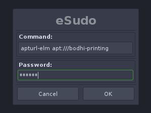 - eSudo
