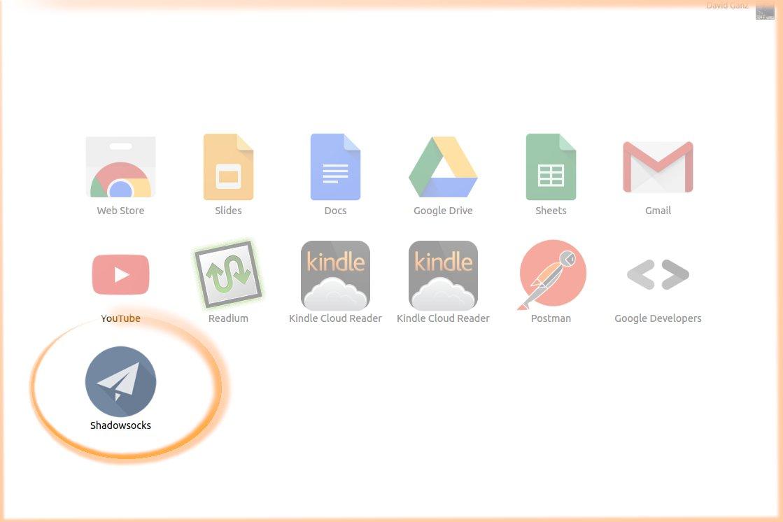 Shadowsocks Outline Chrome Browsing Getting Started Guide - Shadowsocks App