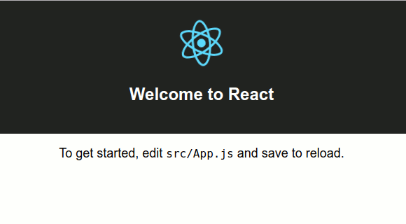 How to Install React Js on PCOsLinux - React Js Welcome