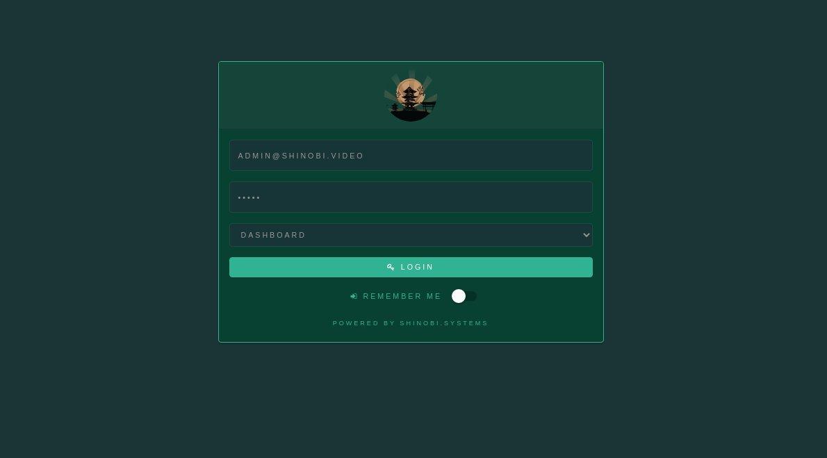 Step-by-step Shinobi Pop_OS! Installation Guide - Login