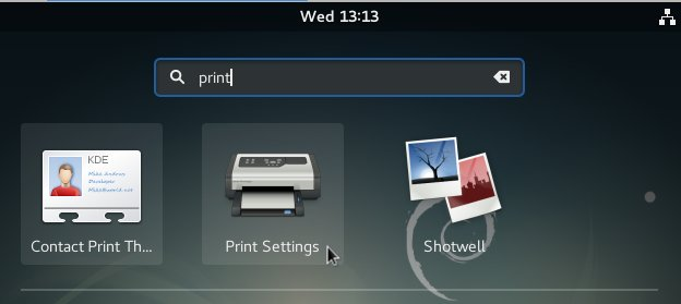 Debian Adding Printer - Print Settigs