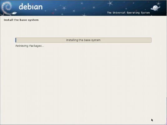 How to Install Debian Jessie 8 Alongside Windows 8 - Installation Time