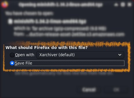 - Firefox Prompt