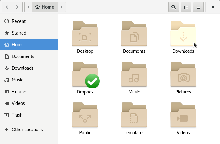 How to Install GNU/Linux Deb Package in GUI - Open File Manager