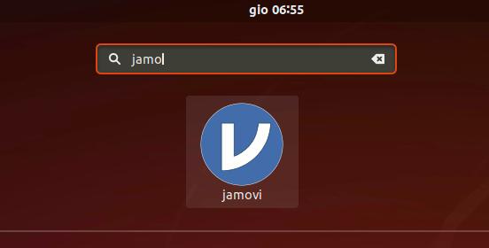 Installing Jamovi on Ubuntu 16.04 - Launcher
