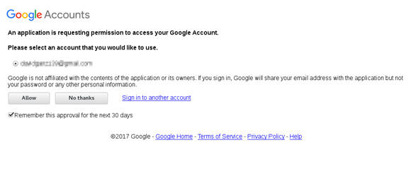 - Google Auth 1