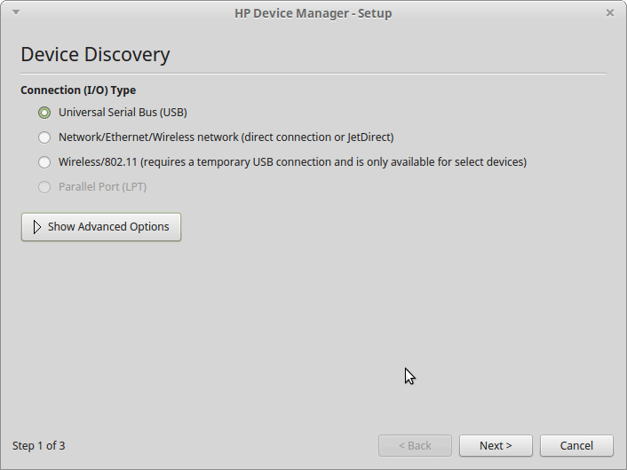 How to Install HP Printer Driver in Linux Mint 19.1 LTS - New Device Setup
