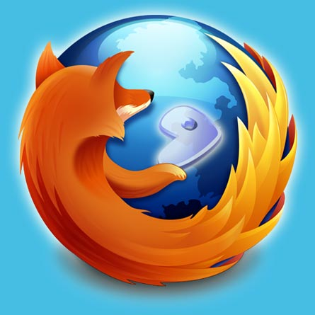 Firefox Beta on Linux Gentoo