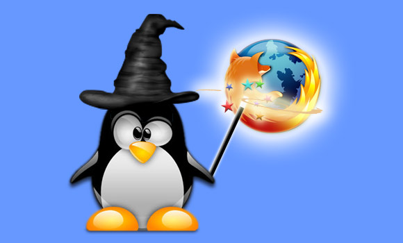 Magic-Penguin Firefox