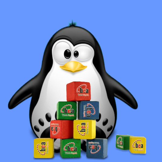 Bea WebLogic 12c Install openSUSE Gnome Linux Penguin