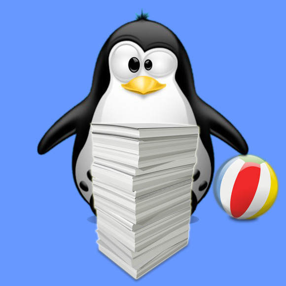 How to Install Canon Printer Linux Mint 18.2 Sonya - Featured