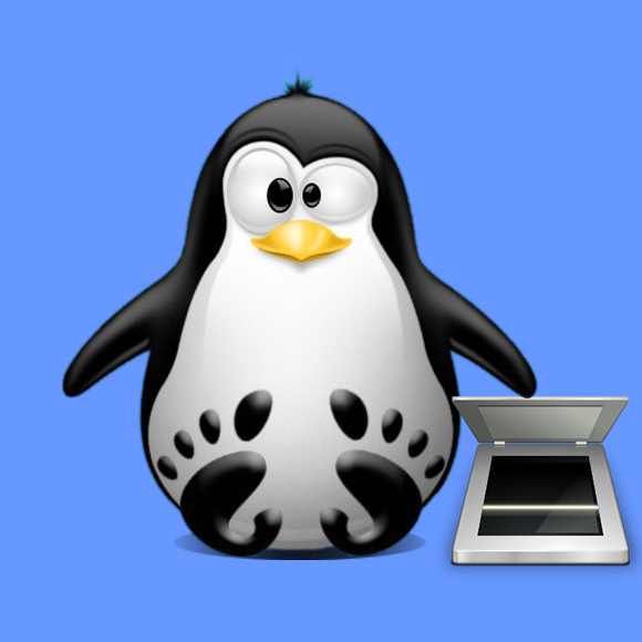 Kubuntu Epson Scanner Quick Start Guide - Featured