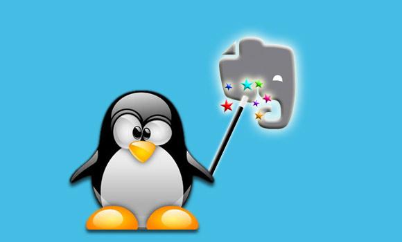 Ubuntu & Evernote
