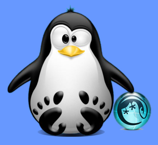 Linux Penguin GNOME ActivePerl