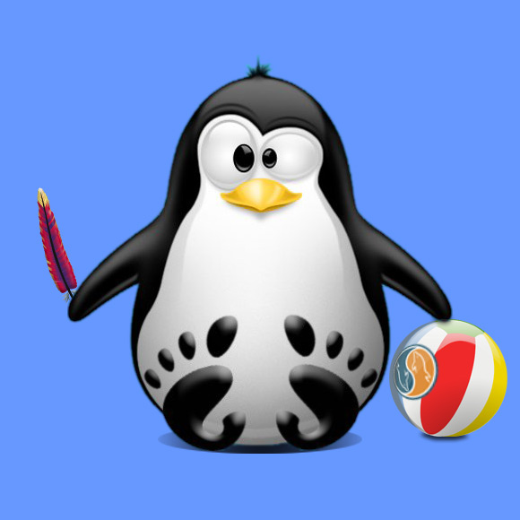 How to Install LAMP Lubuntu 16.10 Yakkety - Featured