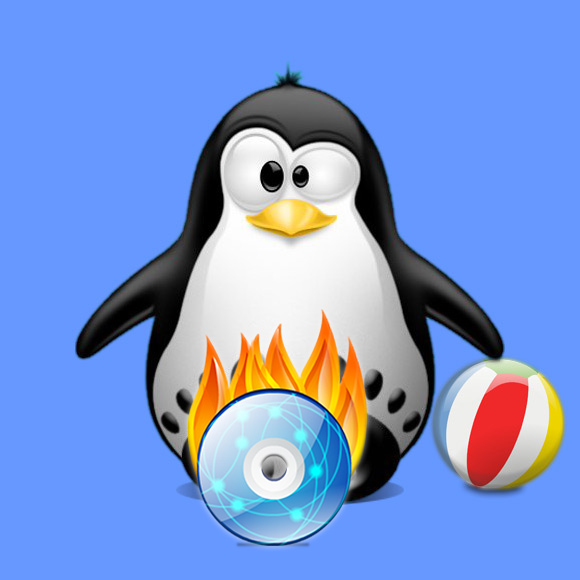 Linux Ubuntu 16.04 Xenial LTS Burning ISO to Disk - Featured