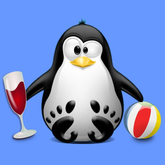 How to Install the Latest Wine Xubuntu 17.10 Artful - Featured