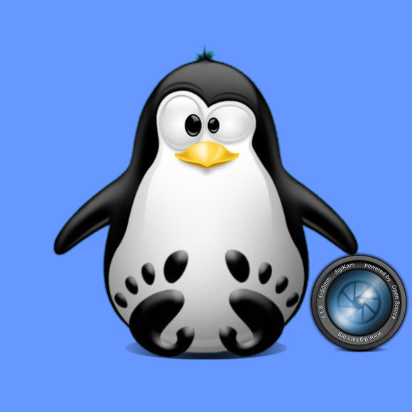 Step-by-step – digiKam Ubuntu 20.04 Installation