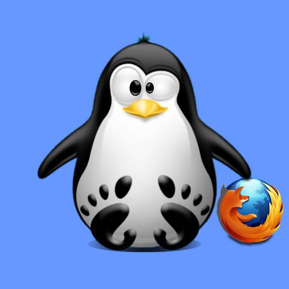 Firefox Access Downloads Folder on GNU/Linux Desktops - Featured