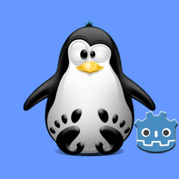 Step-by-step – Godot SparkyLinux Installation