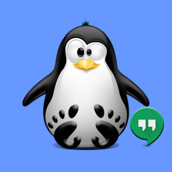 Google Hangouts Desktop Client Linux Lite Installation