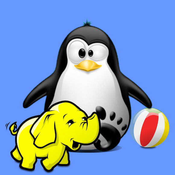 How to Install Hadoop on Fedora 25 - Featured