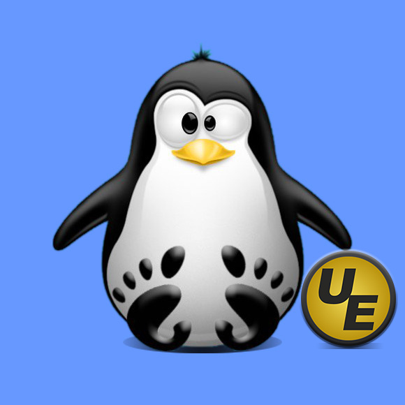 How to Install UltraEdit in LXLE Linux - Featured