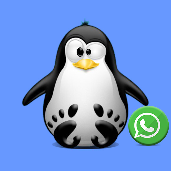 Step-by-step Whatsapp Debian Buster Installation Guide - Featured