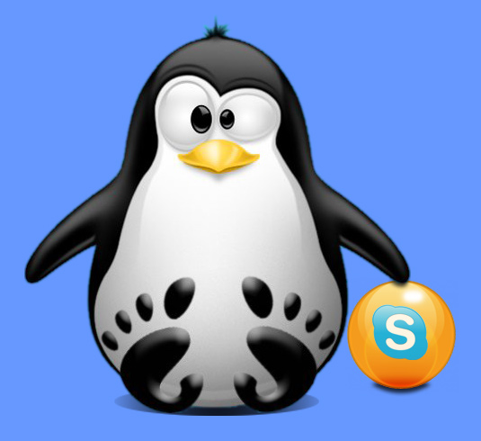 Install Skype Fedora 32 Linux - Featured