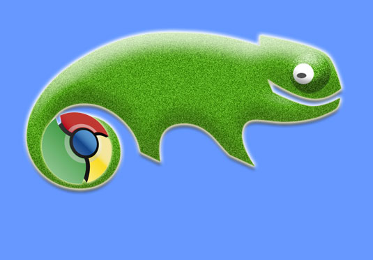 Install Google-Chrome on SLED 12.x - Featured