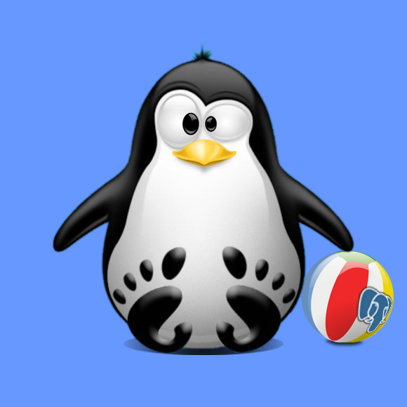 Install PostgreSQL 10 on Lubuntu - Featured