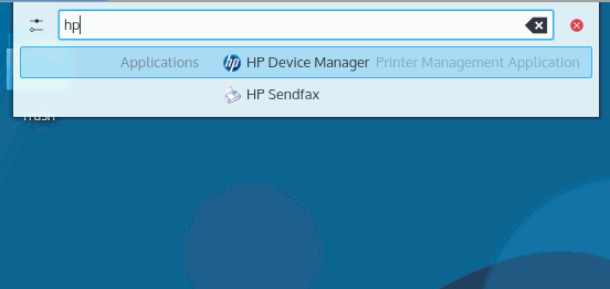 Linux KDE 5 Add HP Printer Easy Guide - Print Settings
