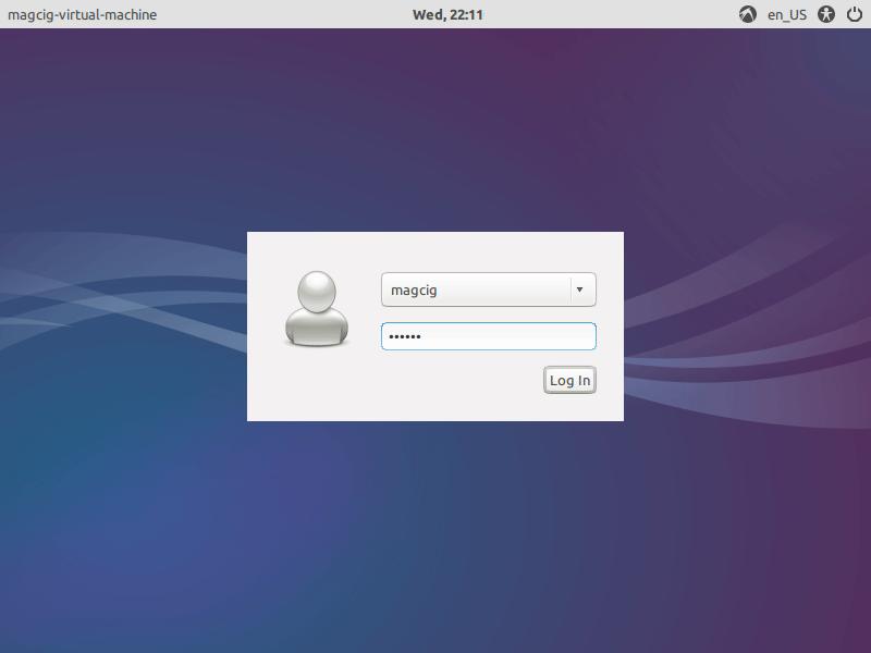 Lubuntu 14.10 Utopic Installation Steps on Top of Windows 8 - login