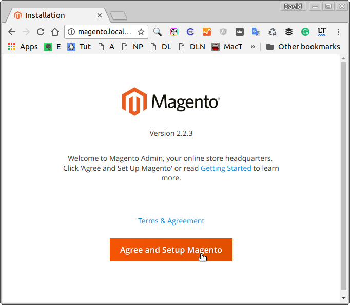 Magento 2 Ubuntu 16.04 Installation Guide - Welcome