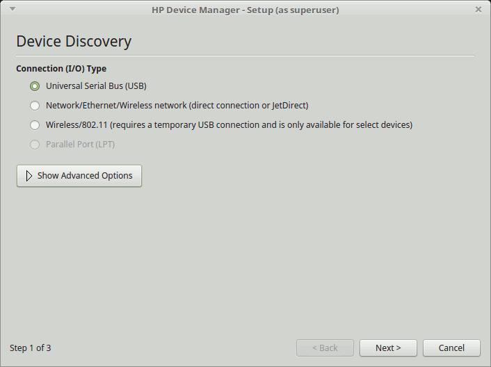 Linux GNOME 3 Add HP Printer Easy Guide - Setup HP Printer