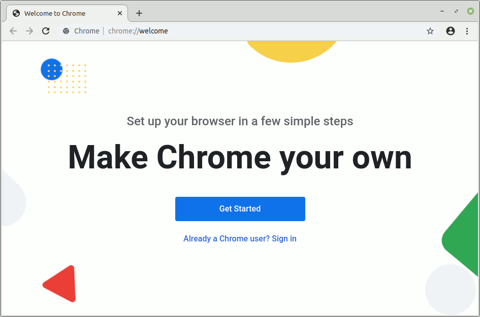 How to Install Google-Chrome on antiX Linux 18 - Chrome Browser
