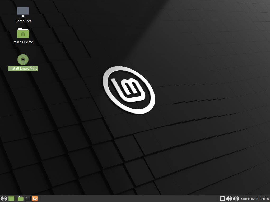 Install Linux Mint 20.x Mate on Parallels - Desktop