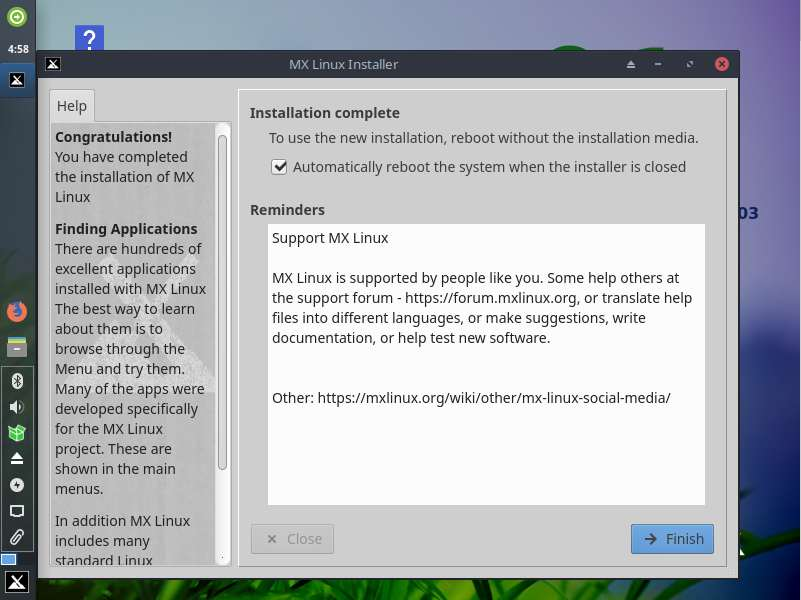 How to Install MX Linux 19 with Windows 8 Dual Boot Easy Guide - Done