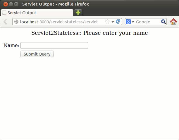 Quick-Start with Java JEE on Netbeans for Ubuntu - Servelet Deployed on Browser