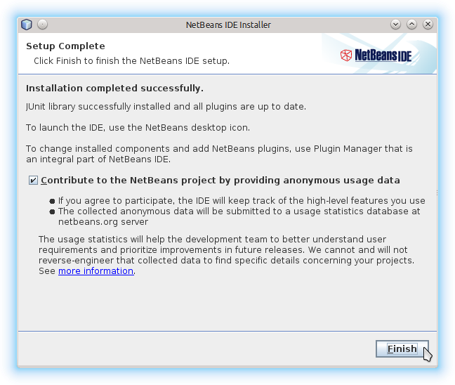 Getting-Started with Netbeans 8.x IDE All on Lubuntu 14.10 Utopic - Done