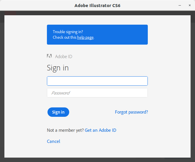 How to Install Adobe Illustrator CS6 in RedHat Linux - 6 Adobe Illustrator CS6 Installer