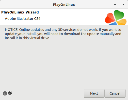 How to Install Adobe Illustrator CS6 in RedHat Linux - 9 Adobe Illustrator CS6 Installer