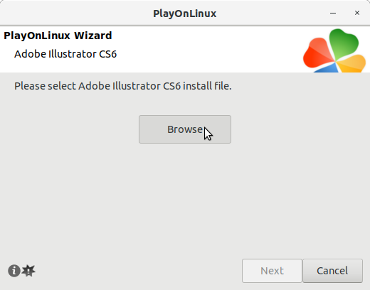 How to Install Adobe Illustrator CS6 in RedHat Linux - 2