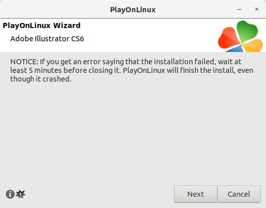 How to Install Adobe Illustrator CS6 in RedHat Linux - 4