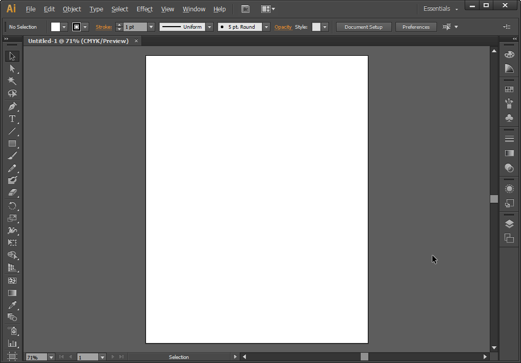 How to Install Adobe Illustrator CS6 in Elementary OS Linux - UI