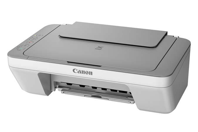 Step-by-step Canon MG2450 Driver Mint 20 Installation - Featured